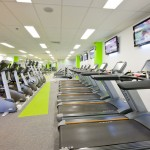 ifeelgood 24/7 franchise treadmill section