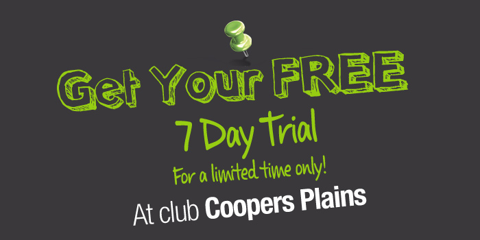 7 Day Cooper Plains Gym Trial