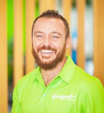 ifeelgood 24/7 Coopers Plains personal trainer Beau
