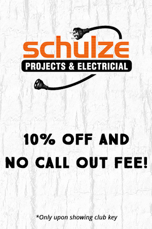 Schulze Electrical 10% off No Call Out Fee