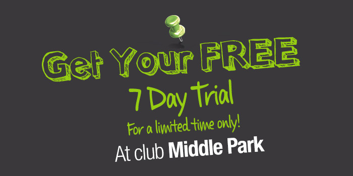 7 Day Middle Park Gym Trial