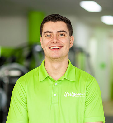 ifeelgood 24/7 Middle Park Club Manager Morgan