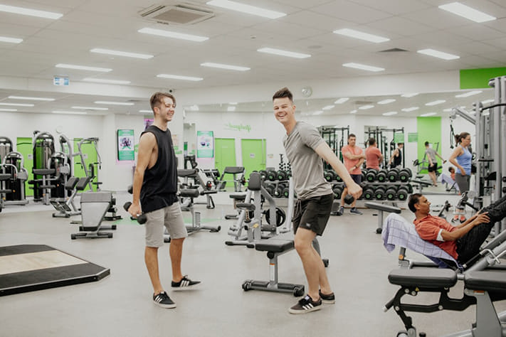 Oxenford ifeelgood 24/7 Gym Facilities