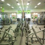 ifeelgood 24/7 Park Ridge gym dumbell racks