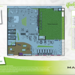 ifeelgood 24/7 Park Ridge gym floor plan