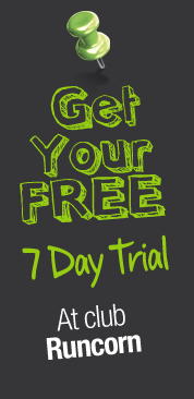 7 Day Runcorn Gym Trial