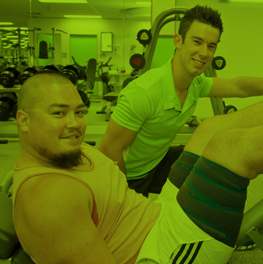 Wynnum Personal Training Staff