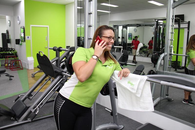 Gym Etiquette Brisbane