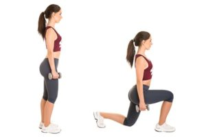 squat accessory movement lunges