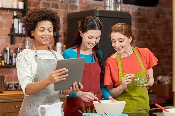 fitness cooking classes